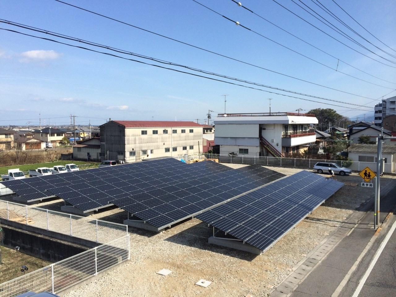 太陽光愛媛県いよ小松発電所のサムネイル