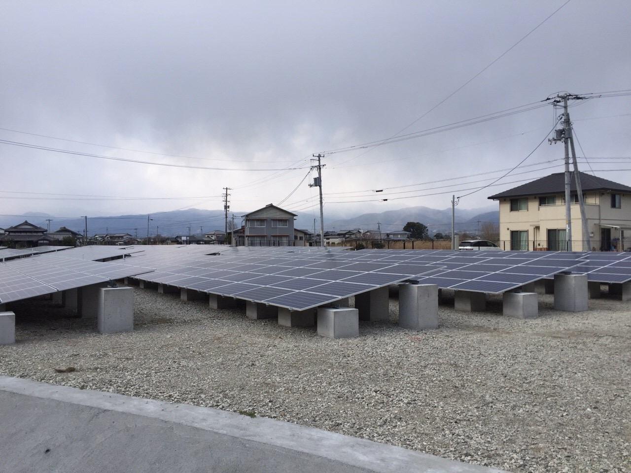 太陽光徳島県吉野川市山川町のサムネイル